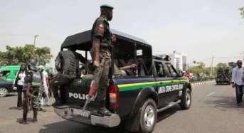 Attempted Bama suicide bomb attack foiled by police