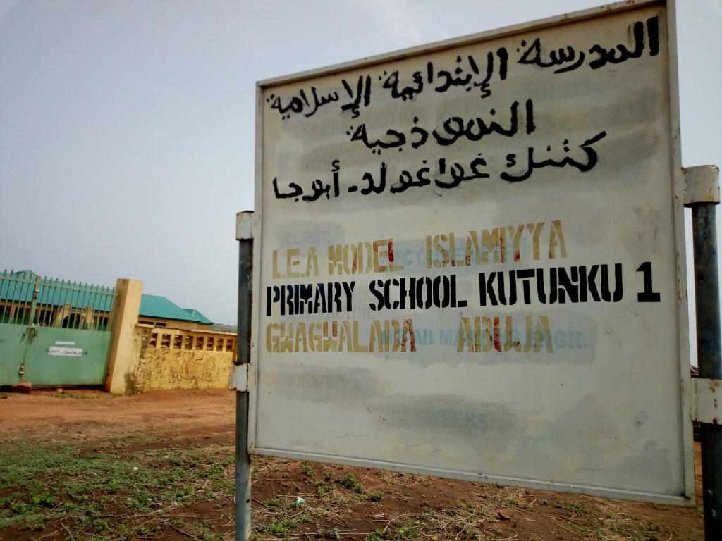 REPORT: Abuja Almajiri school where toilets outnumber classrooms ― and they aren't even functional