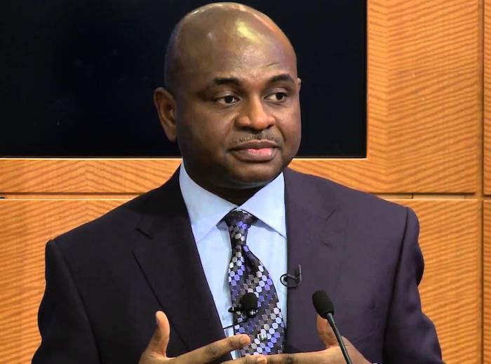 Kingsley Moghalu for President