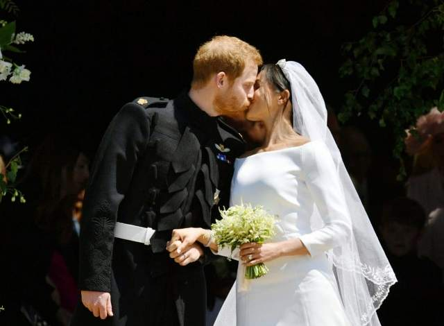"Who needs ""assurance"" when she can have a kingdom?... Nigerians react to royal wedding"