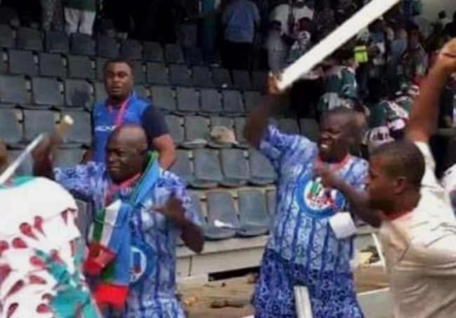 VIDEO: Anger, violence characterise APC's national convention