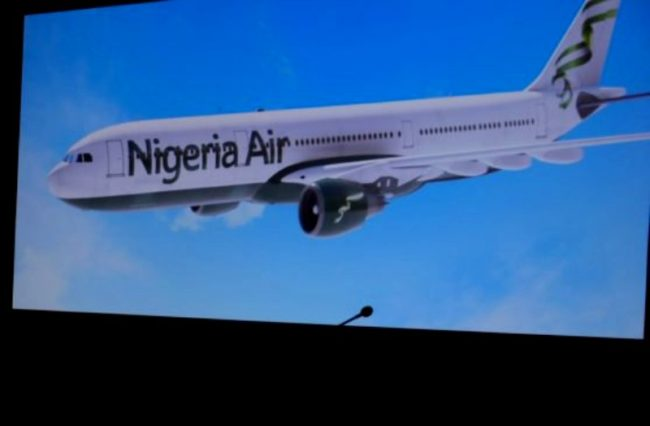 Gone with the wind: FG suspends Nigeria Air