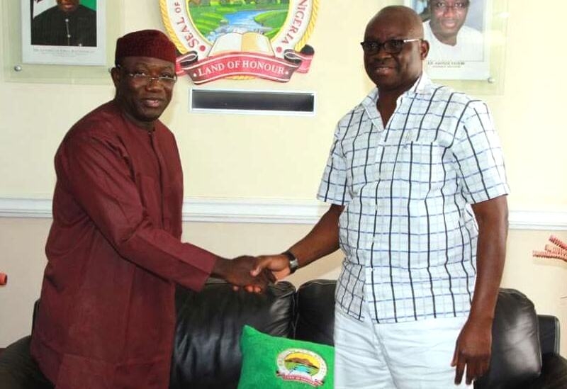 Ekiti election: Meet the candidates hoping to take over from Fayose