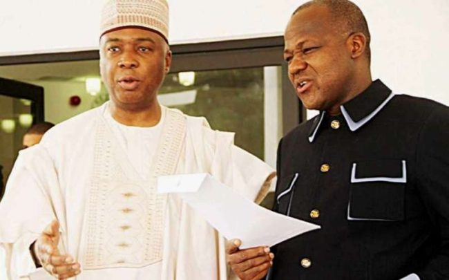 Saraki, Dogara explain why NASS cannot reconvene