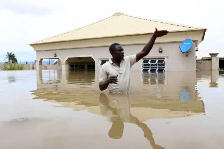 2018 Kogi flood disaster worse than that of 2012, says Yahaya Bello