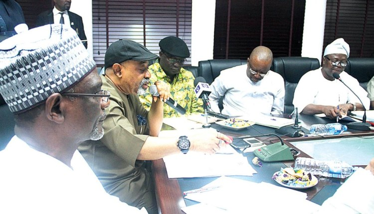 Image result for FG To Resume Negotiations With ASUU On Monday