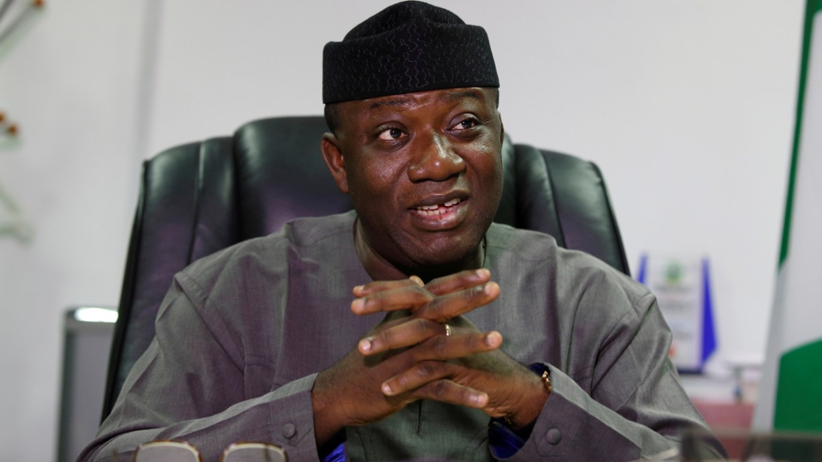 ASUU STRIKE: My salary is N500,000, some professors earn more than that, says Fayemi