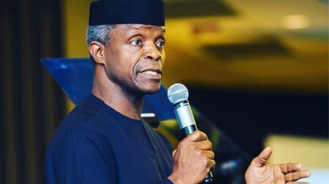 VP Debate: Osinbajo contradicts self, says FG still pays fuel subsidy