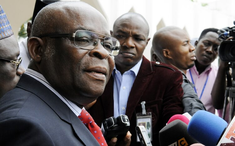 FG asks CCT to order CJN Onnoghen to step aside