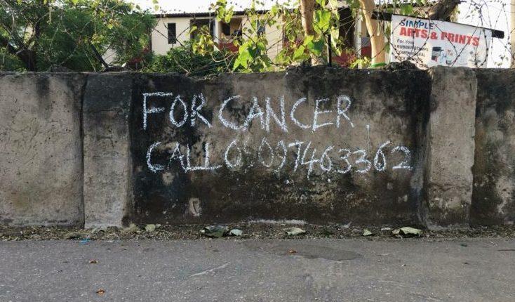 Cancer in Nigeria