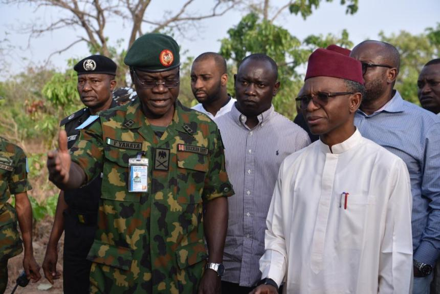 War over Kaduna killings