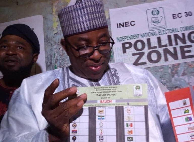 Court bars INEC from going ahead with collation of results in Bauchi