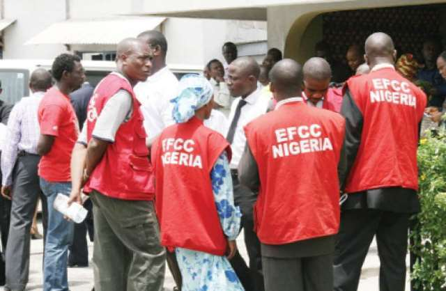Image result for efcc in ambode resident