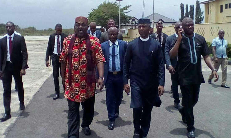 How the Imo State election was rigged against my son-in-law... Okorocha