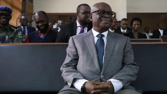 Onnoghen asks Court of Appeal to upturn his CCT conviction