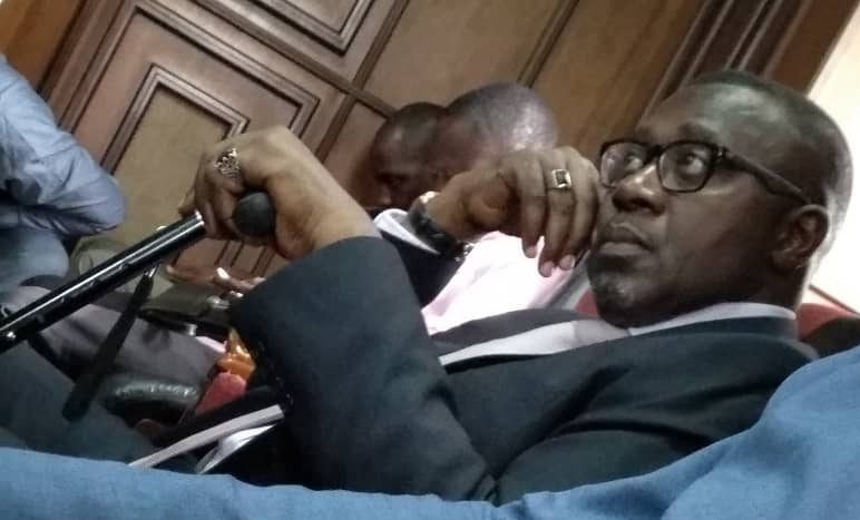 Digital Switchover scam: Absence of 2nd defendant stalls NBC DG's arraignment