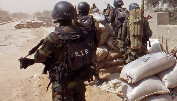 File photo. Cameroonian soldiers on duty. Photo credit: Google/Canoe