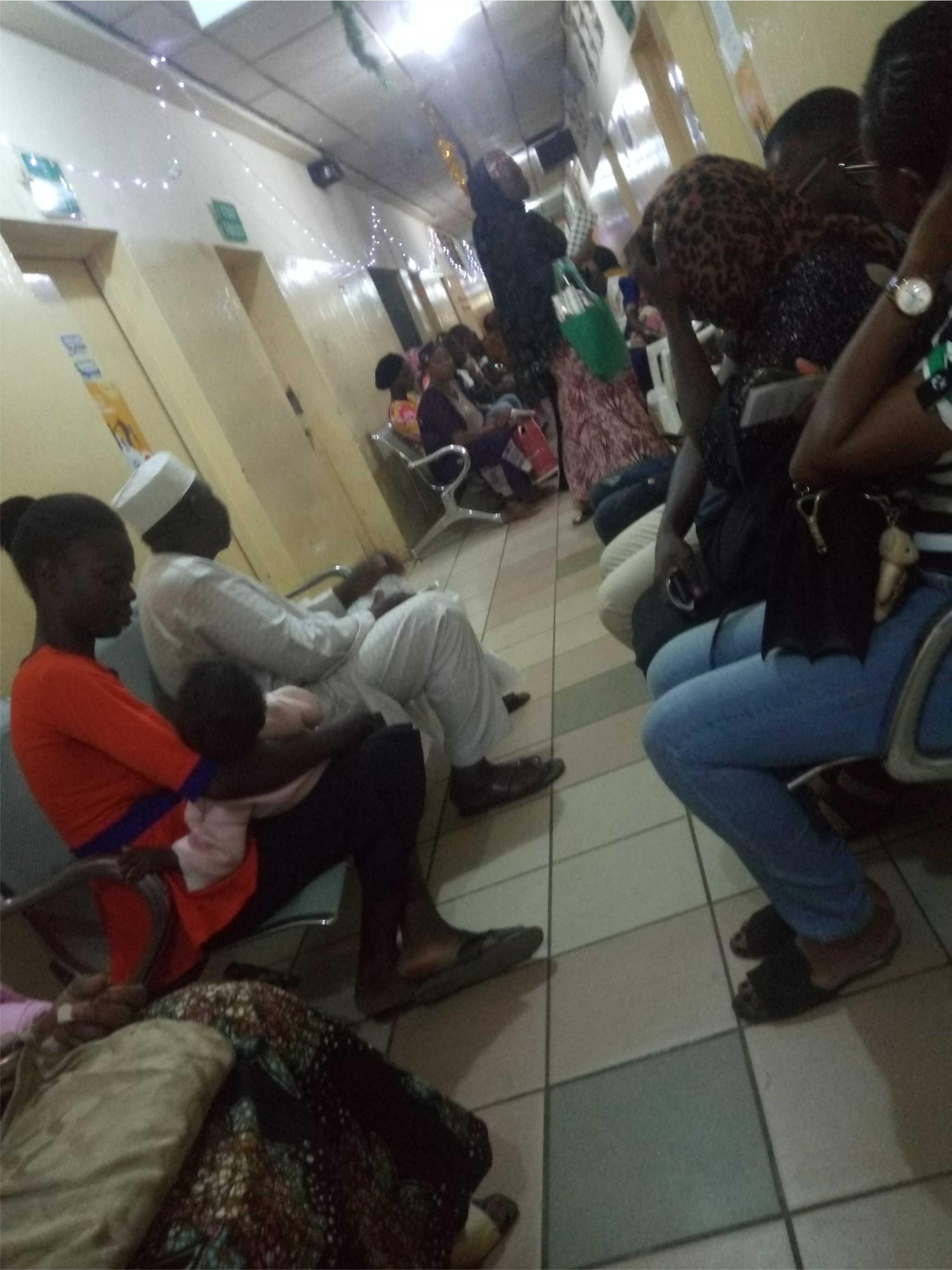FCT hospitals patients
