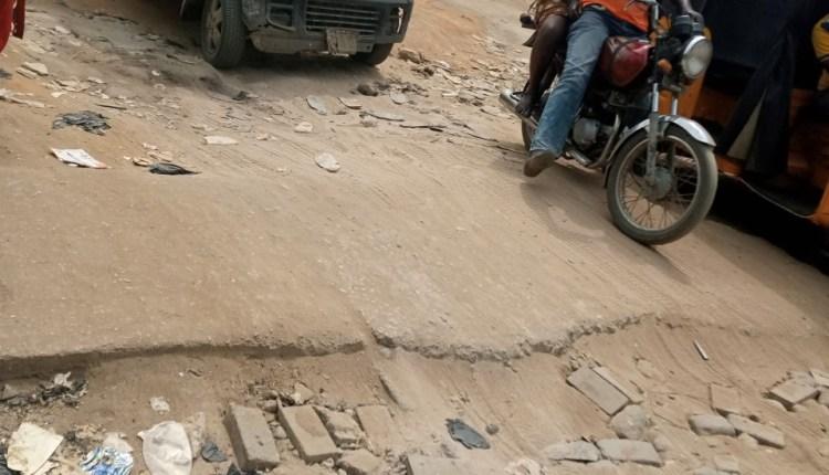 Alaba market roads