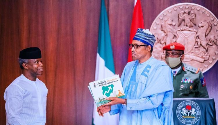 Osinbajo Buhari