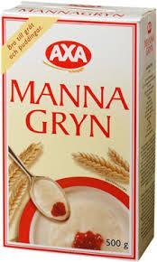 mannagryn