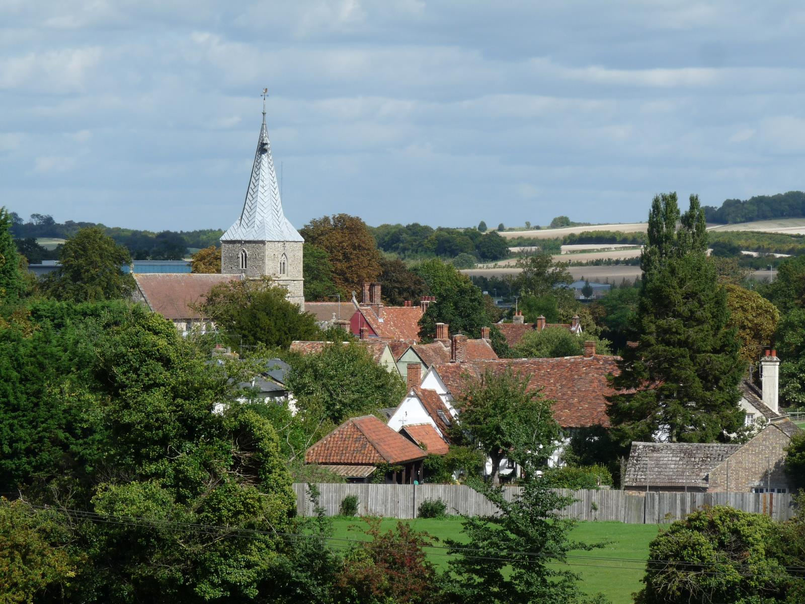 view of ickleton