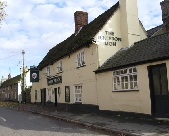 The Ickleton Lion