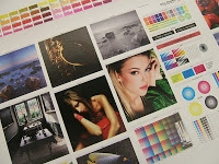Color Correcting Test Print