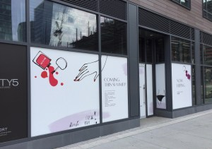 MiniLuxe Window Graphics / Window Clings by ICL Imaging