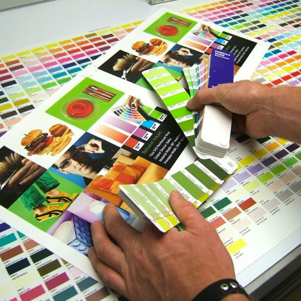 Color Management with Color Chart