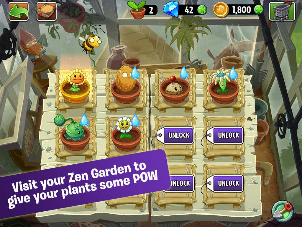 Level 24 Plants Vs Zombies 2