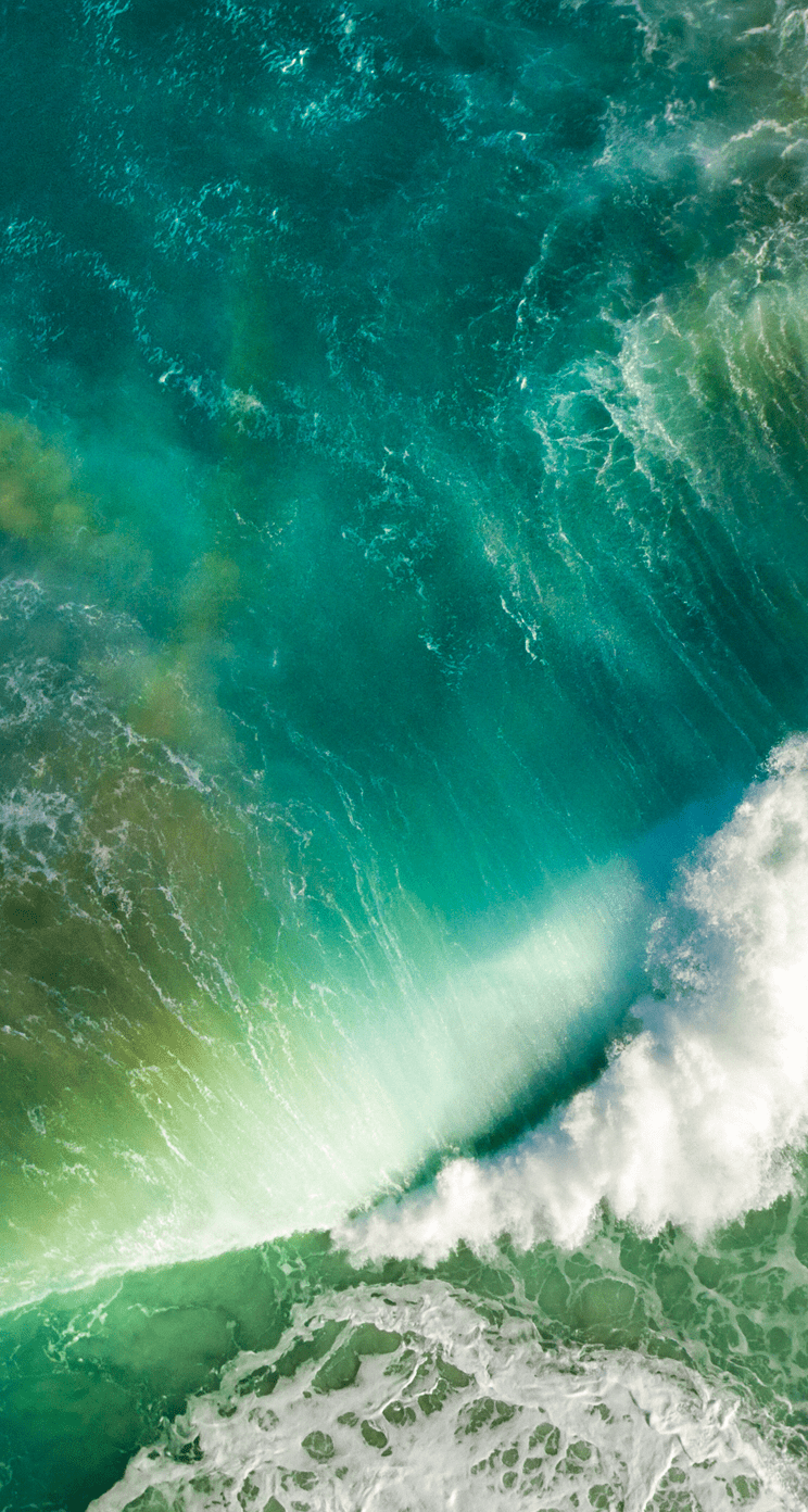 Download The Real Ios 10 Wallpaper For Iphone Iclarified