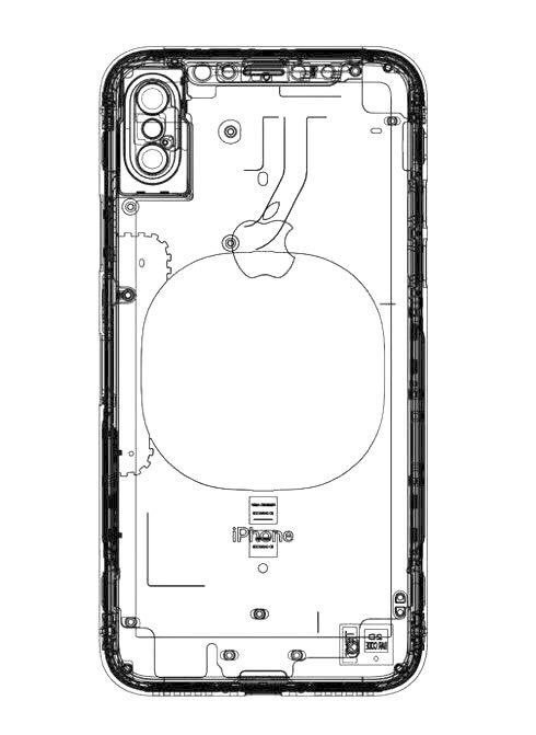 Leaked iPhone 8 Schematic With Vertical Dual-Lens Camera, Wireless Charging? [Image]