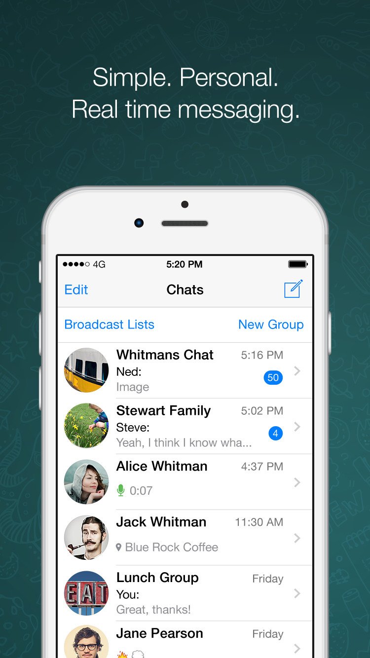 WhatsApp Now Lets You Share Files of Any Format