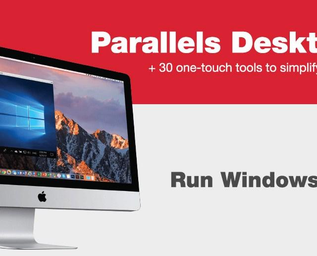 Parallels Desktop 13 Crack ( Crack & Keygen)