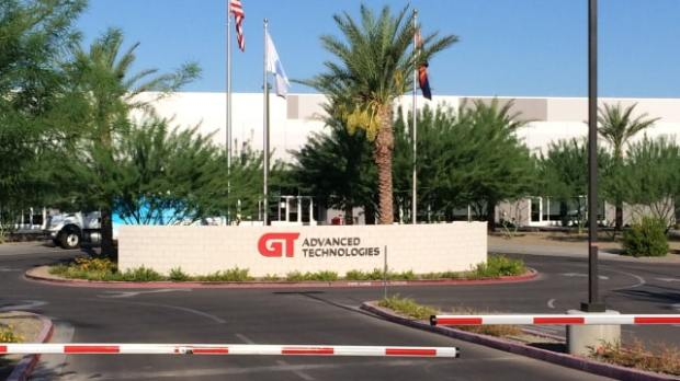 GT Advanced Charged With Fraud for Misleading Investors About Ability to Supply Sapphire Glass for iPhones