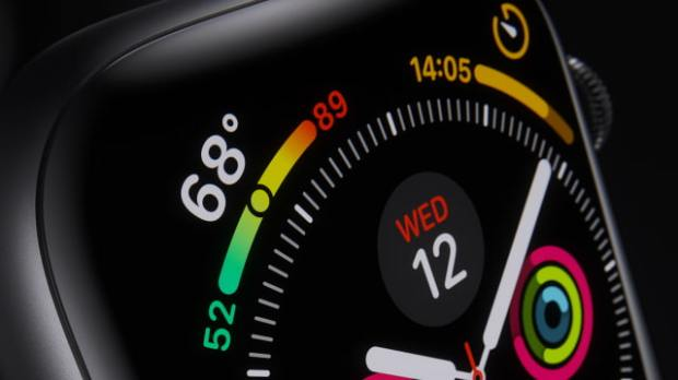 Apple Watch Series 4 Screen Named 'Display of the Year'