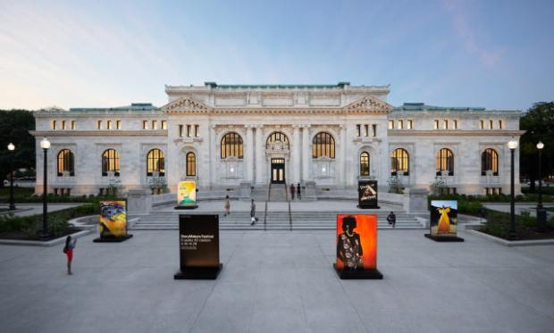 Apple Shares First Photos of Carnegie Library Store