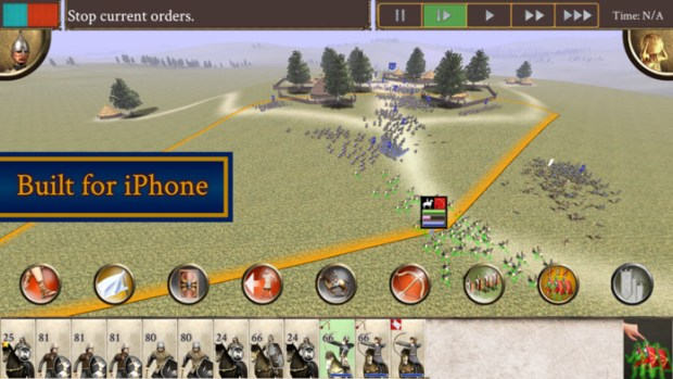 ROME: Total War - Barbarian Invasion Released for iPhone [Video]