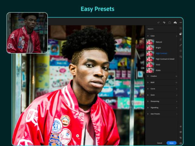 Adobe Updates Lightroom With New Home View, Interactive Tutorials, Inspirational Photos, More