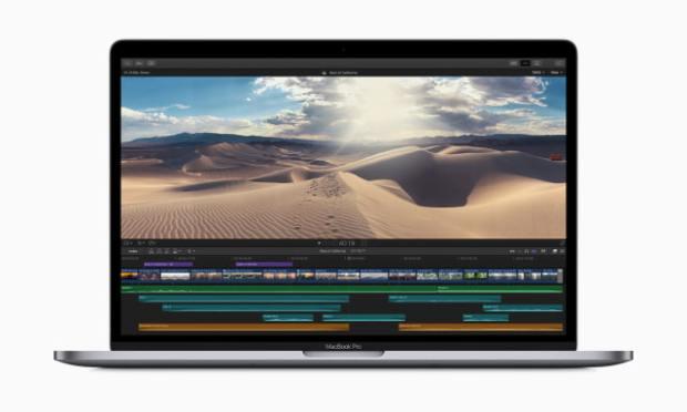 Apple Releases New 8-Core MacBook Pro!
