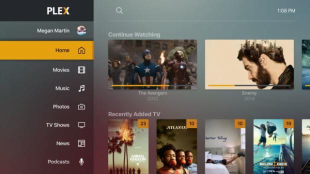 Plex Gets Custom Volume Indicator on iOS, New Audio Player for tvOS, More