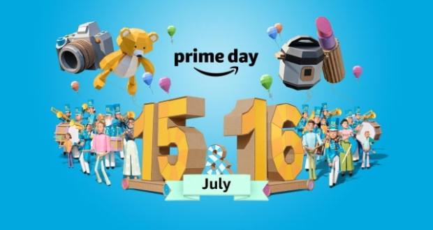 Amazon Prime Day Will Be a 'Two-Day Parade of Epic Deals' Running July 15-16