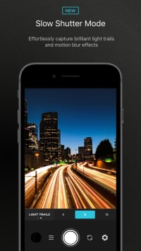 Moment Pro Camera App Gets Slow Shutter