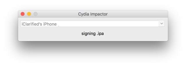 How to Jailbreak Your iPhone on iOS 10.2 Using Yalu and Cydia Impactor (Mac)