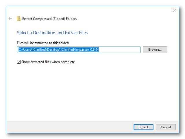 ios 11.3 download zip file