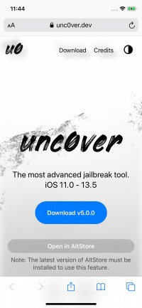 How to Jailbreak Your iPhone on iOS 13.5 Using Unc0ver (Windows)