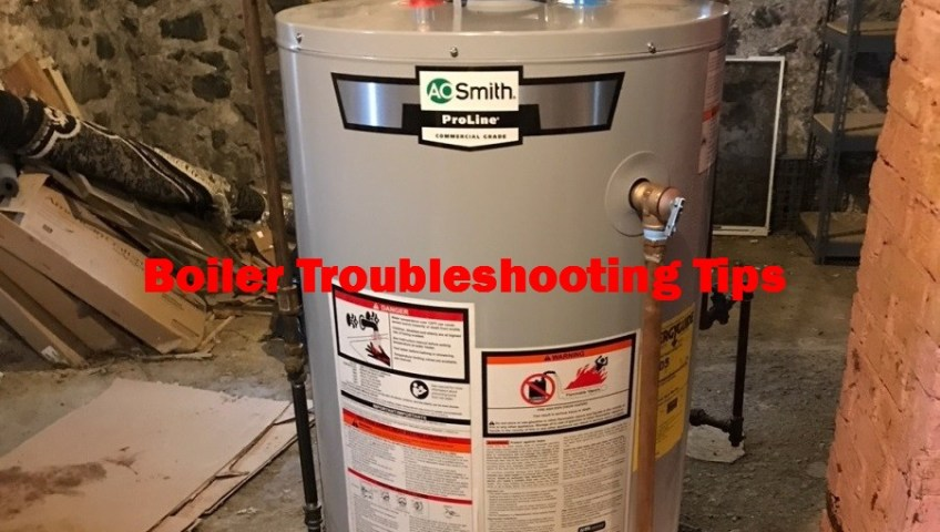 Boiler Troubleshooting Tips