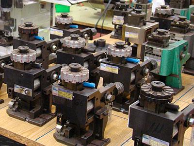 Útiles para la fabricación de cableado industrial a medida