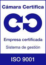 ICM, empresa certificada por Cámara Certifica